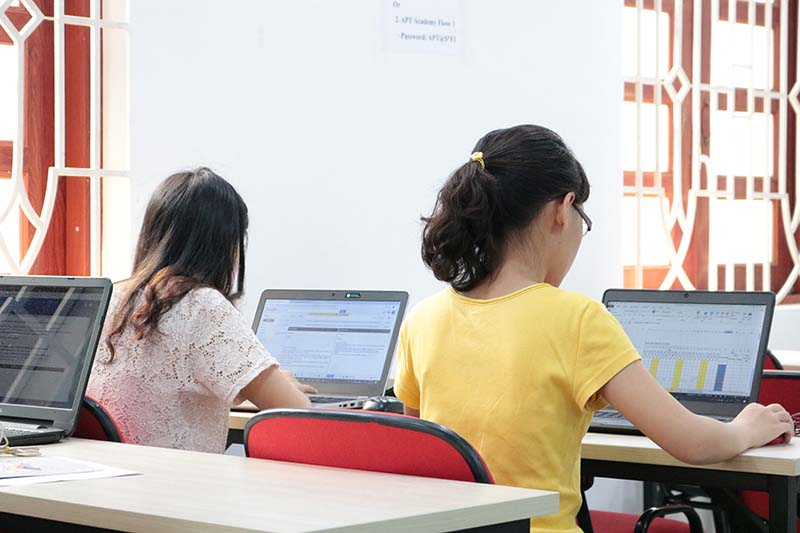 Buổi học Excel for Accountants