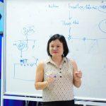 Cô Thái Thị Vân Anh (FCCA, CPA Vietnam) – Giám đốc kiểm toán Công ty TNHH Kiểm toán KTC SCS