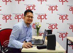 Thầy Trần Vạn Thọ (MBA, CFVG) – Quản lý tài chính cao cấp Suntory Pepsi Việt Nam