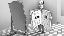 những sai sót trong quyết toán thuế doanh nghiệp